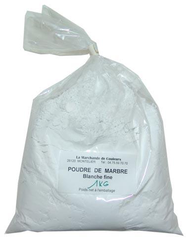 Acheter poudre de marbre